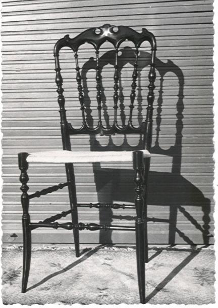 La sedia chiavari i kafiri del xx secolo - Sedia di chiavari ...